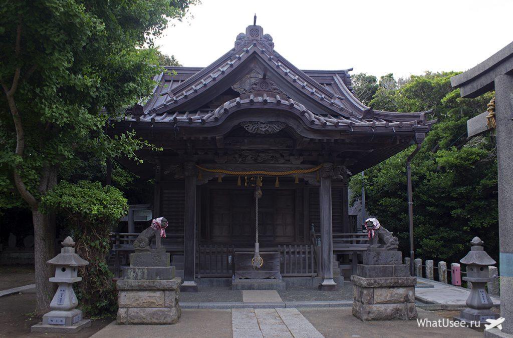 Koyurugi Shrine в Камакуре