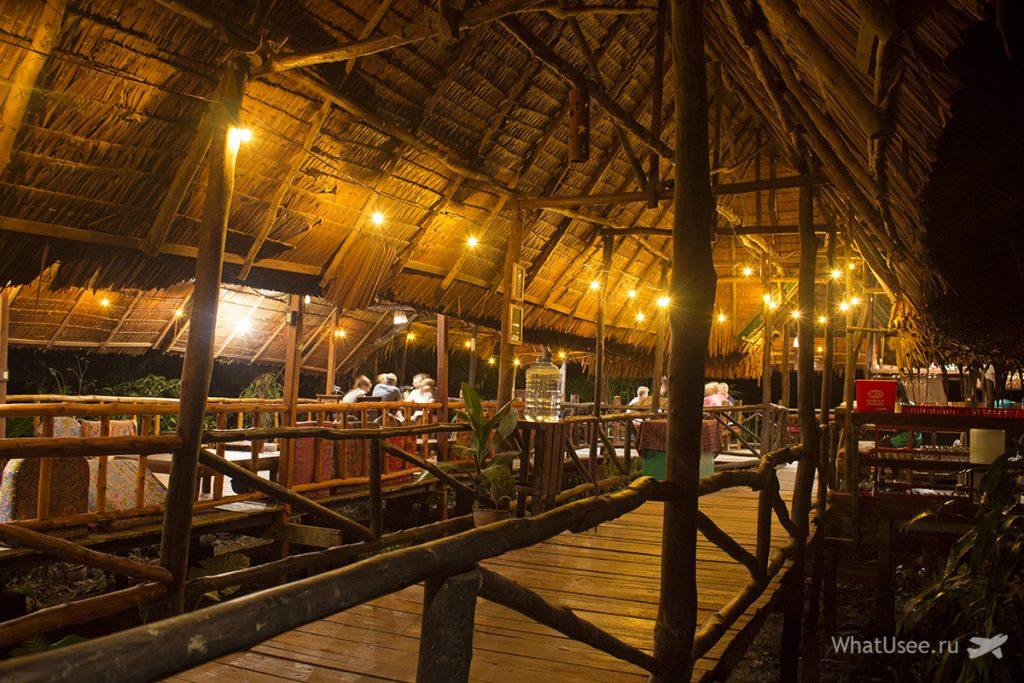 Ресторан в Као Соке