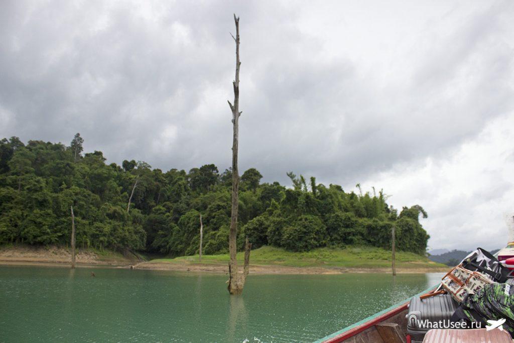 Озеро Чео Лан и Таиланде