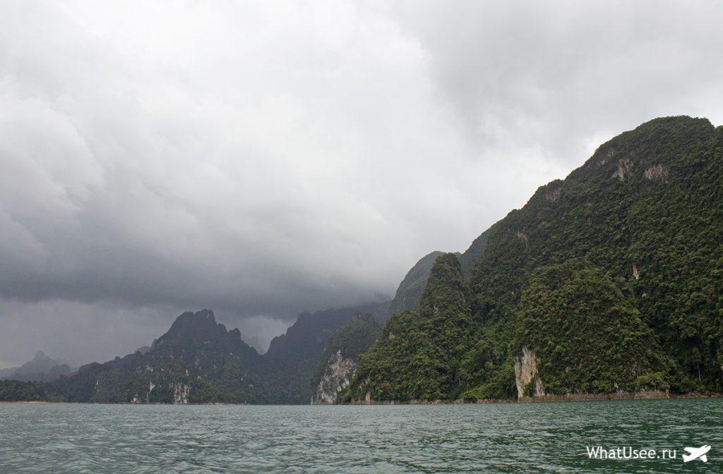 Поездка по озеру Чео Лан