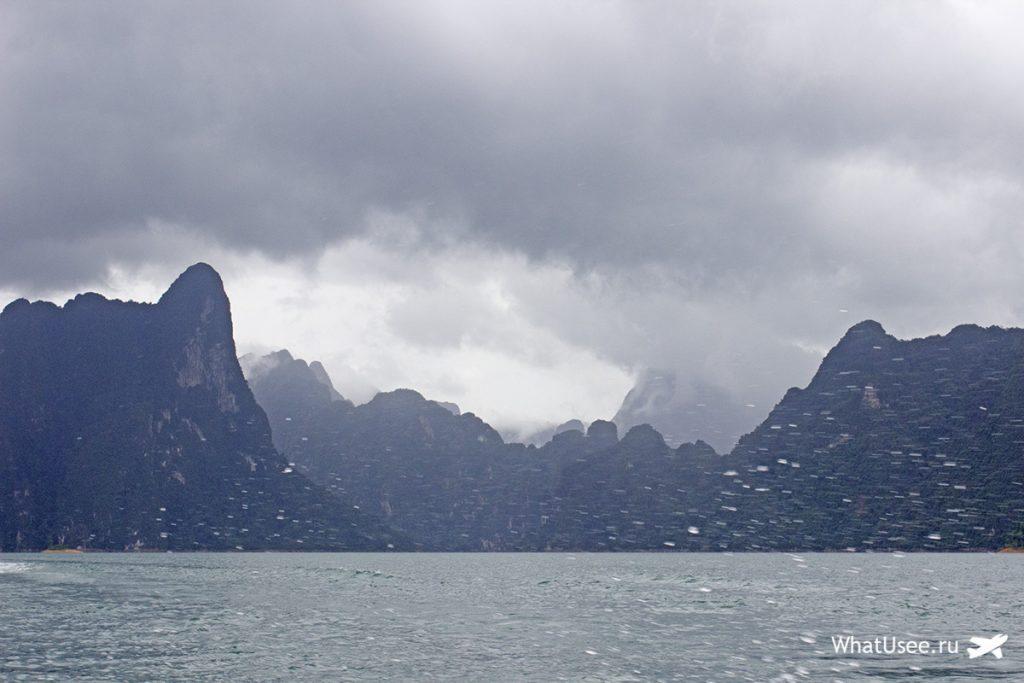 Поездка по озеру Чео Лан на лодке