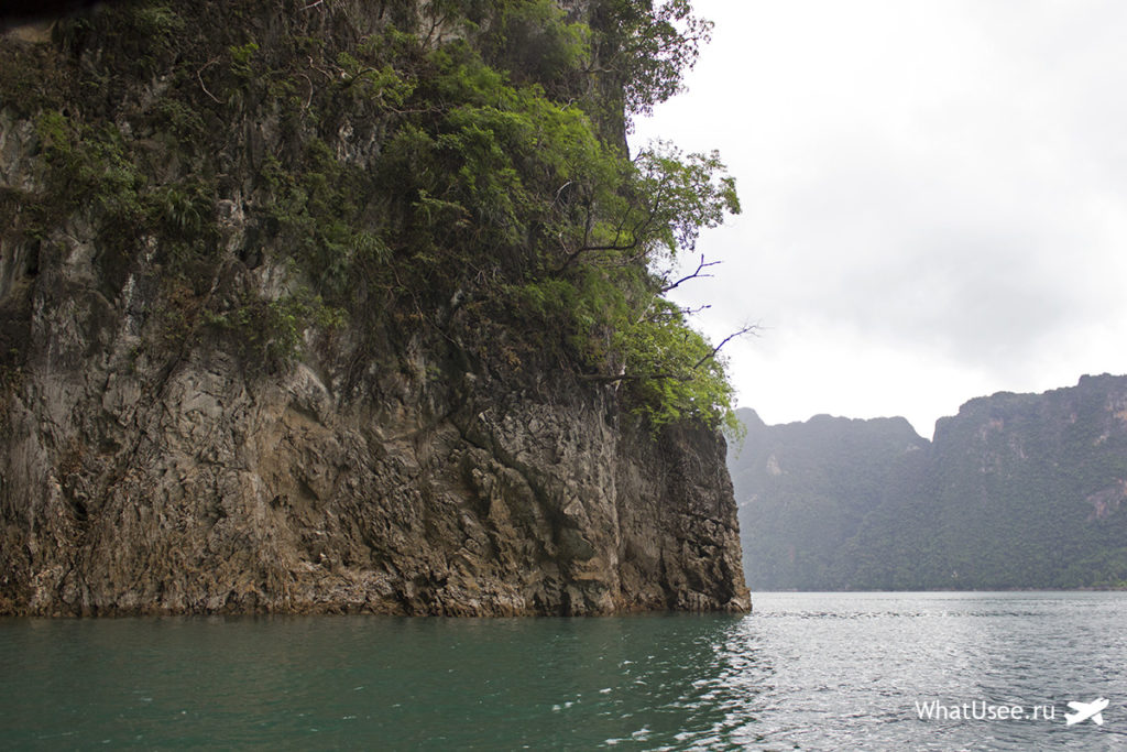 Поездка на лодке по озеру Чео Лан