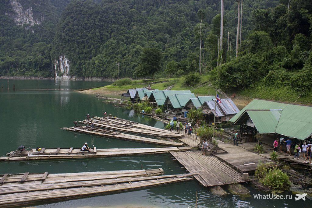 Хайкинг в окрестностях Чео Лан