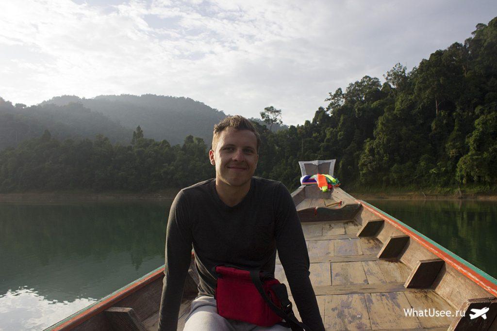 Самостоятельная поездка на озеро Чео Лан в Таиланде