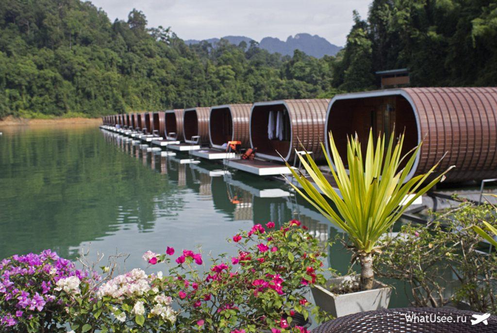 Отзыв о поездке на озеро Чео Лан