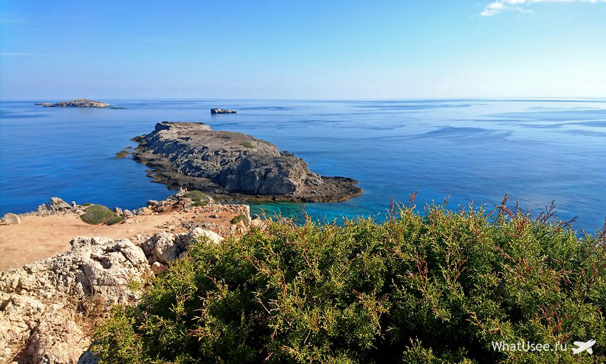 Маршрут по Северному Кипру
