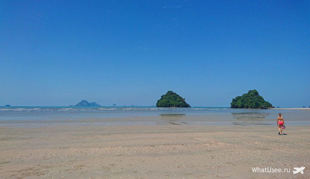 Пляж Nopparat Thara Beach