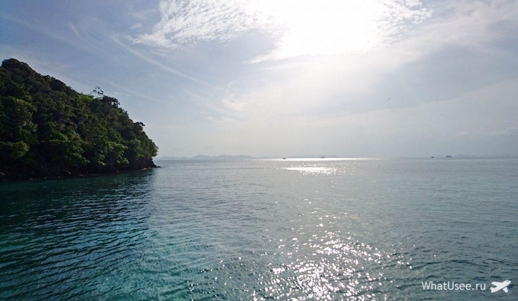 Поездка к острову Туб в Краби