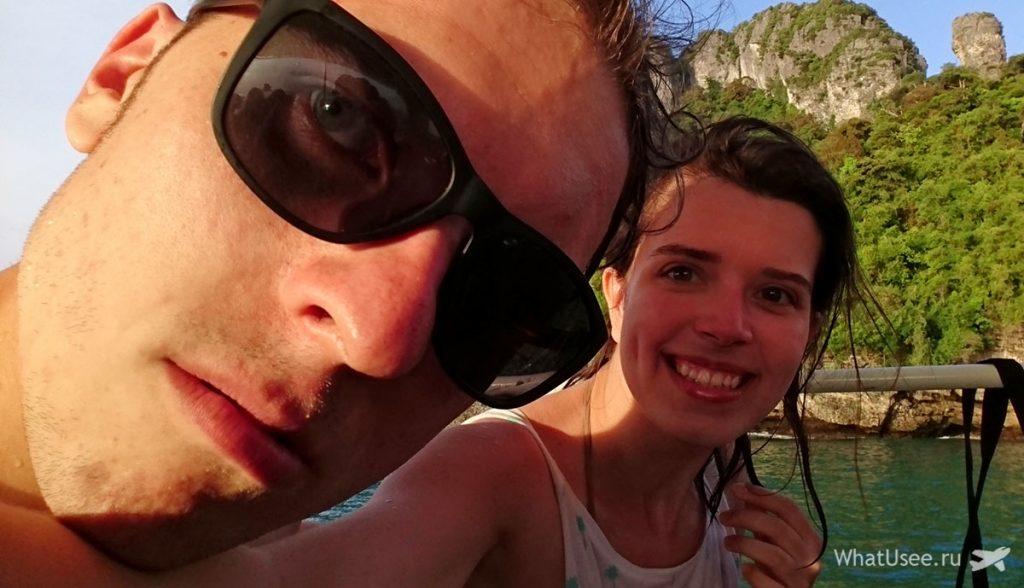 Поездка на остров Чикен в Краби