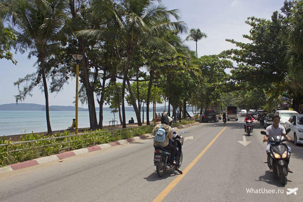 Экскурсия по островам Краби из Ао Нанга