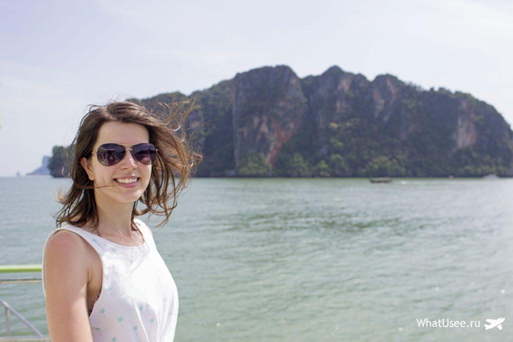 Экскурсия по островам Краби