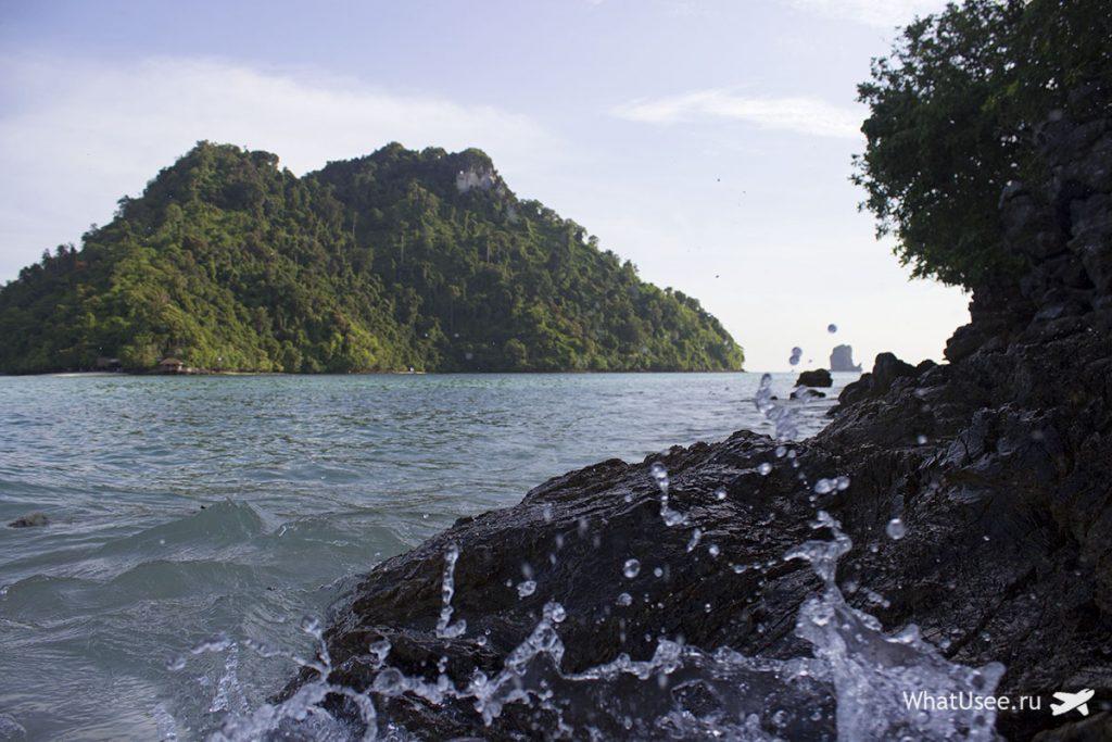 Экскурсия на остров Туб в Таиланде