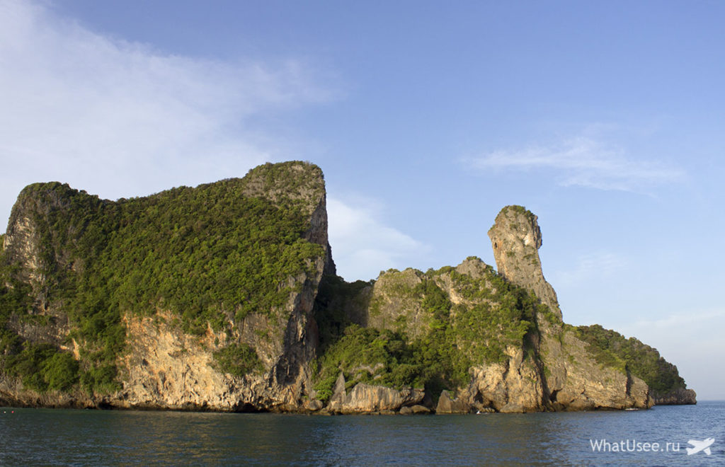 Остров Чикен в Краби