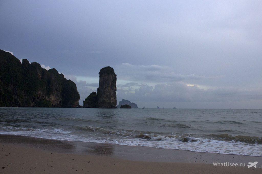 Pai Plong Beach в Ао Нанге