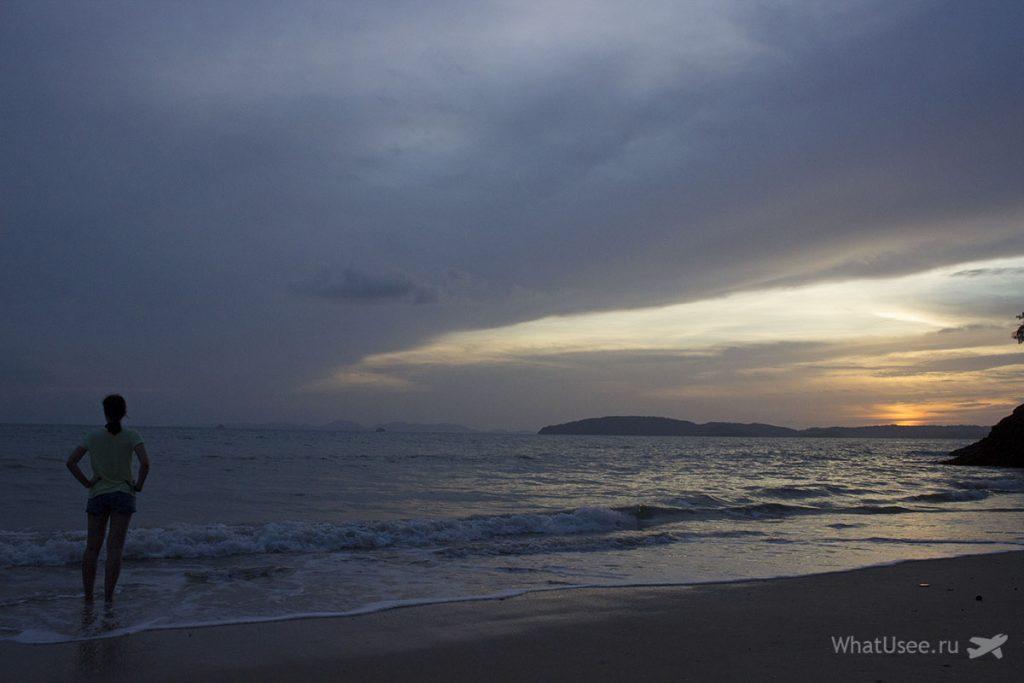 Pai Plong Beach в Краби