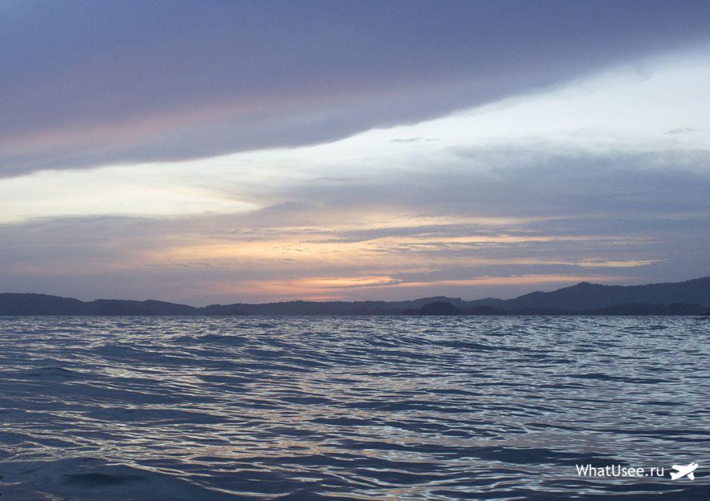 Пляж Pai Plong Beach в Краби