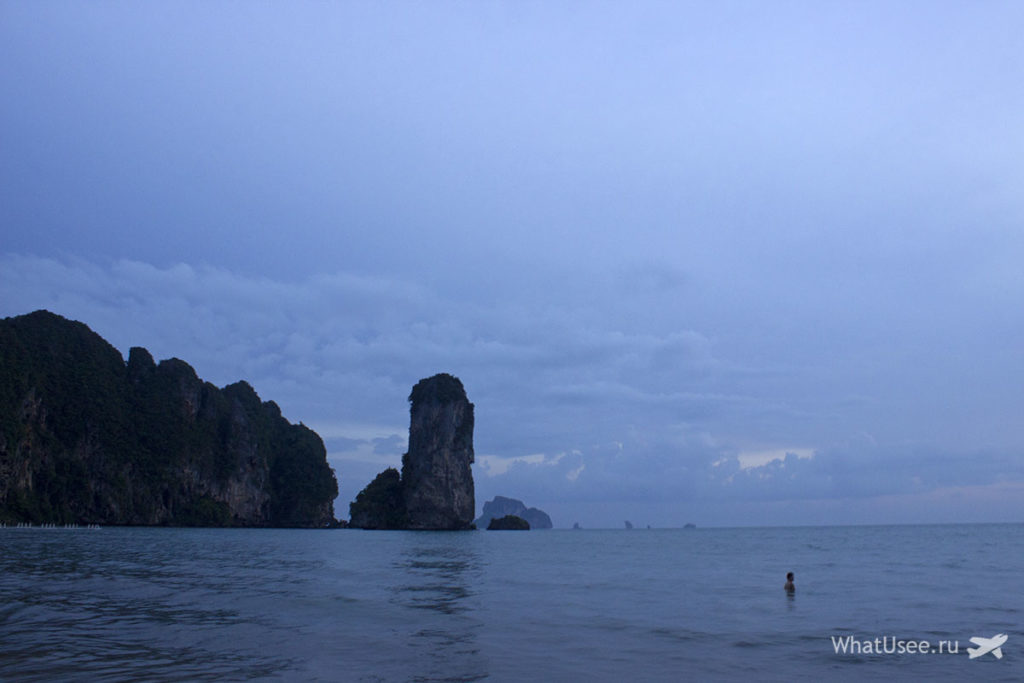 Пляж Центара в Ао Нанге