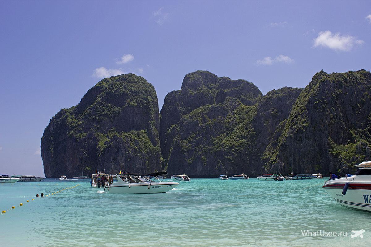Таиланд и острова Пхи-Пхи