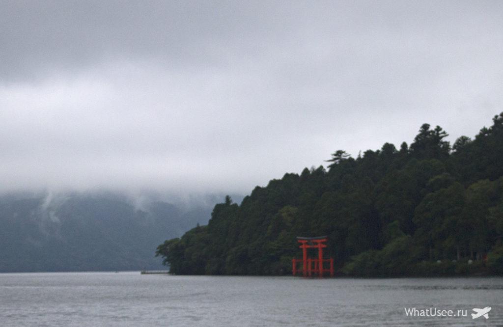 Поездка в Хаконе