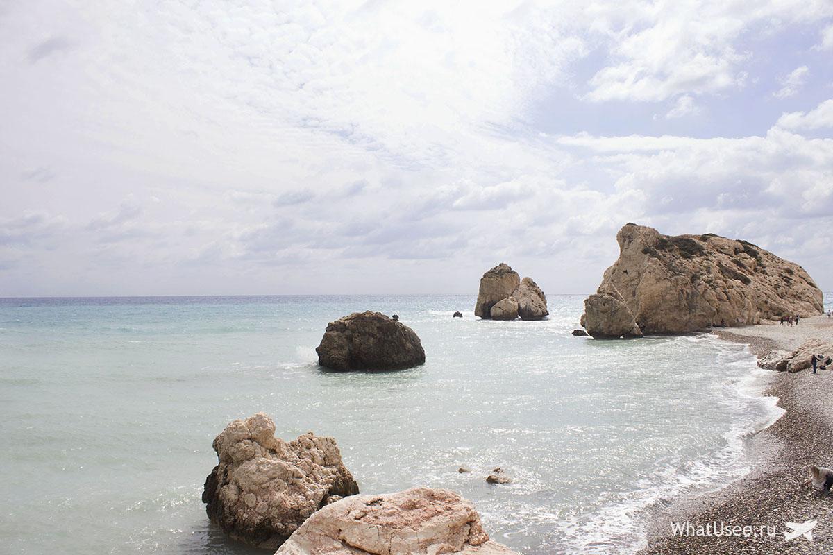 Маршрут по Кипру на своём автомобиле
