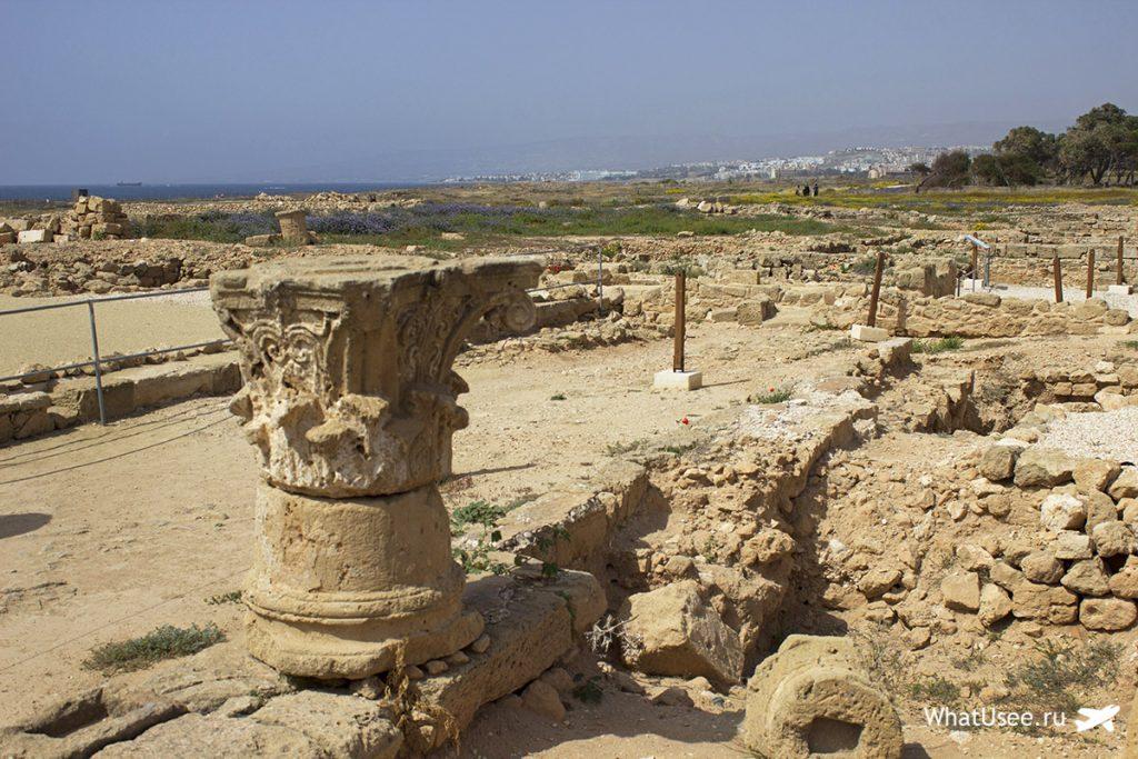 Маршрут по острову Кипр