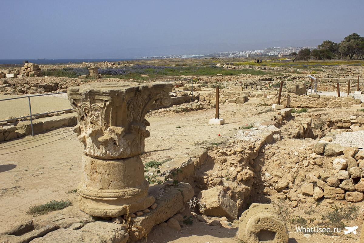 Кольцевой маршрут по Кипру