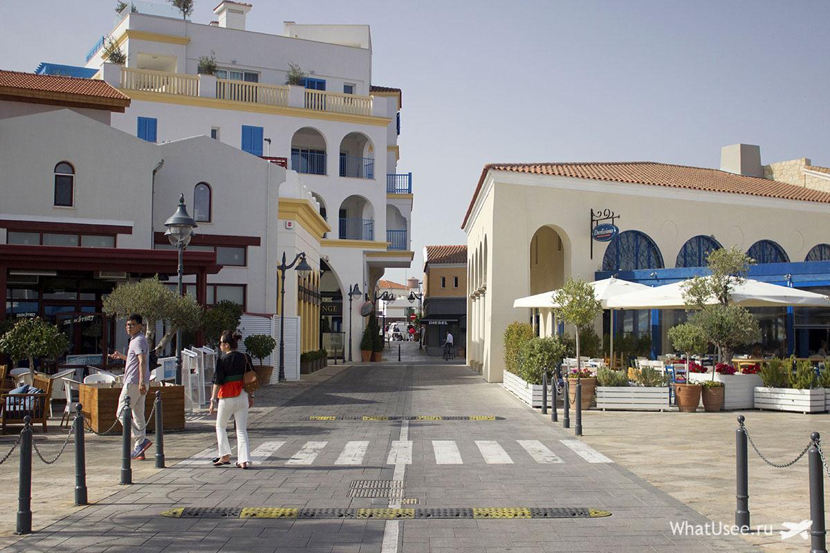Маршрут по острову Кипр на автомобиле