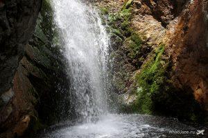 Маршрут по водопадам  Кипра