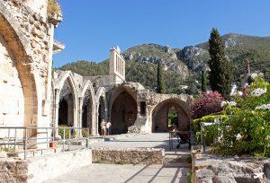 Маршрут с Южного Кипра на Северный