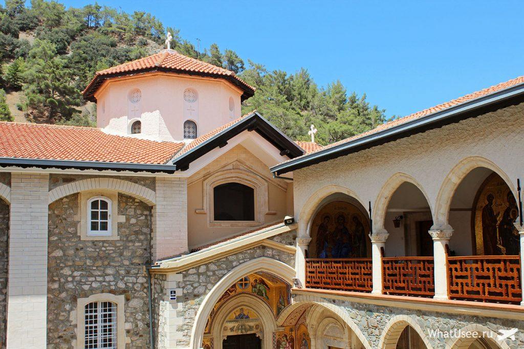 Маршрут по Кипру и Троодосу