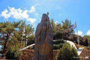 Маршрут по Кипру на авто