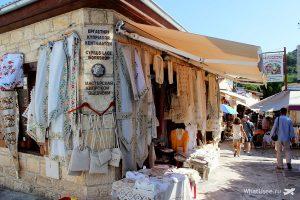 Маршрут на авто по Кипру