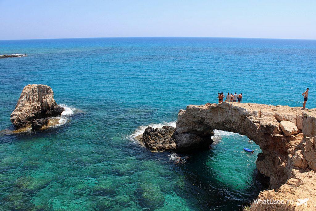 Что посмотреть на Кипре из Айя-Напы