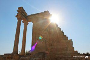 Самостоятельный маршрут по Кипру на автомобиле