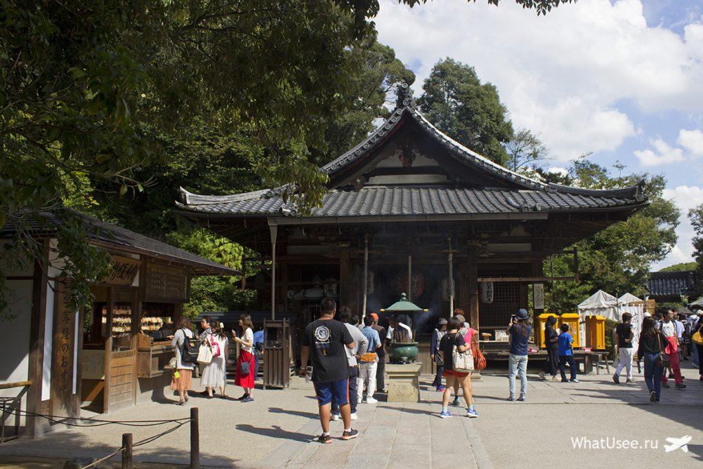 Отзыв о Кинкакудзи в Киото