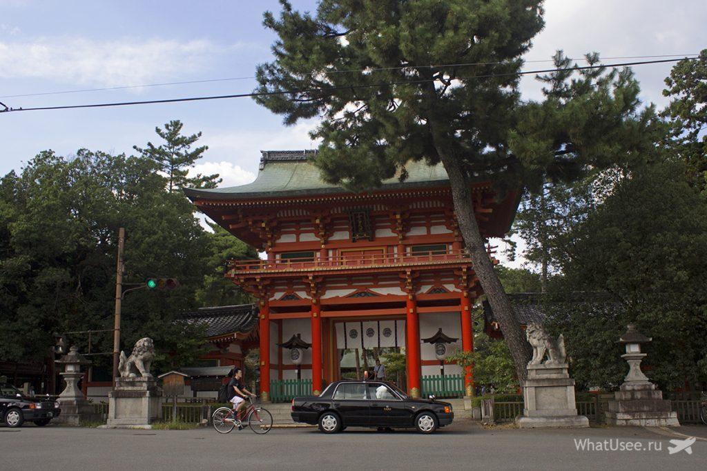 Храм Имамия в Киото