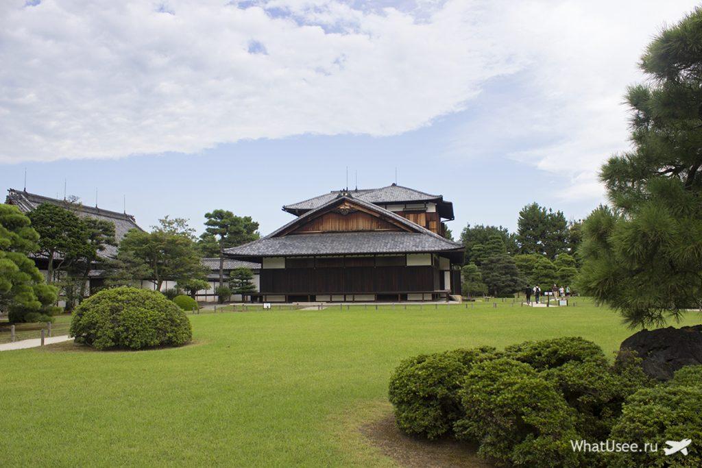 Отзыв о замке Нидзе в Киото