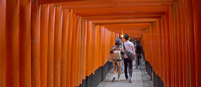Поездка в Японию маршрут