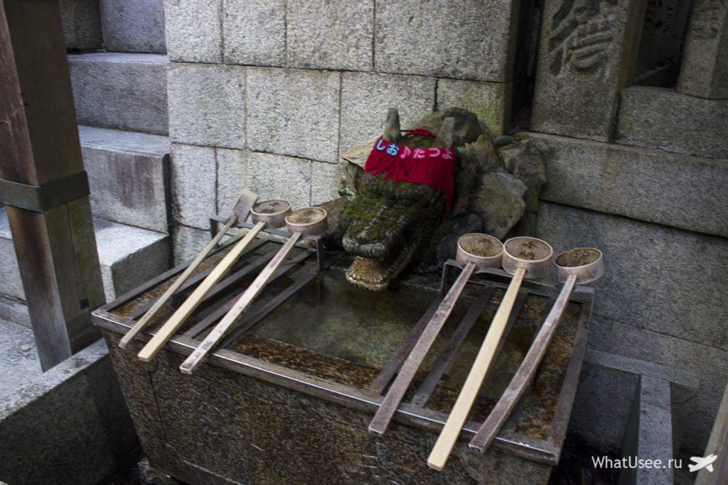 Храм Фусими Инари тайся