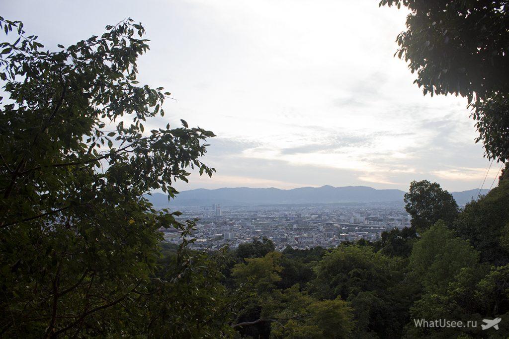 Прогулка по Фусими Инари