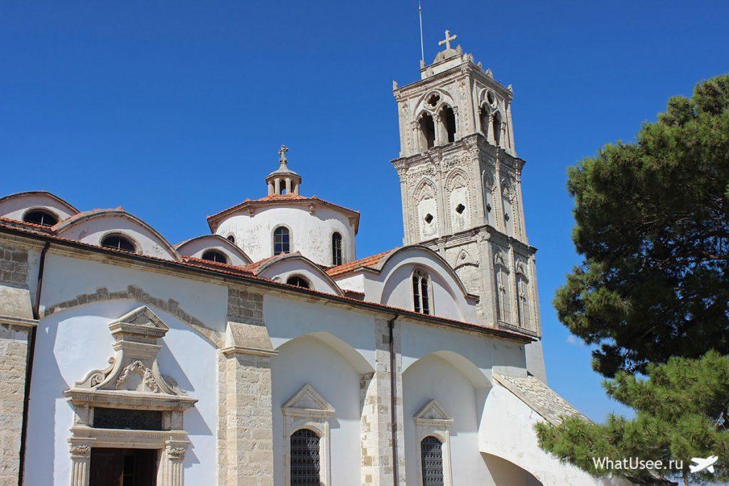 Церковь в Лефкаре