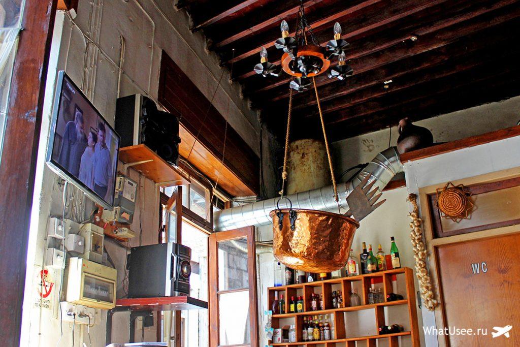 Рестораны Лефкары