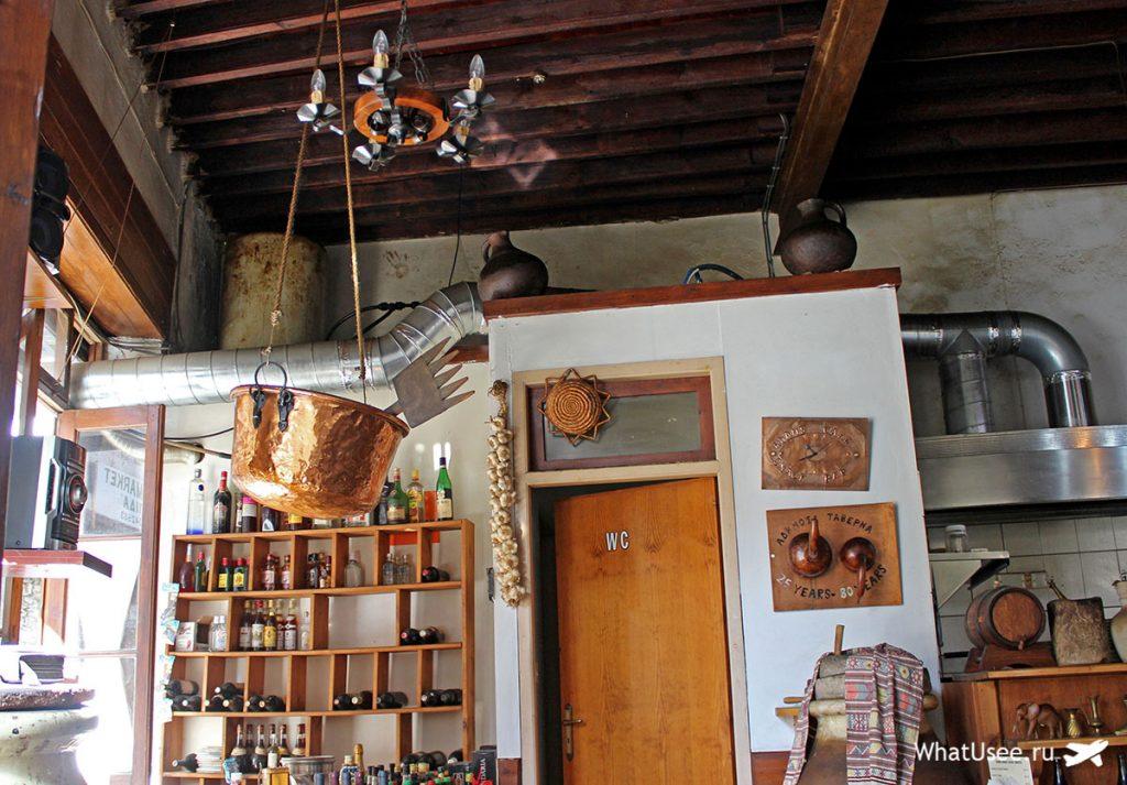 Рестораны в Лефкаре