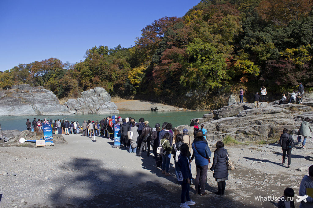 Поездка в Нагаторо из Токио на один день