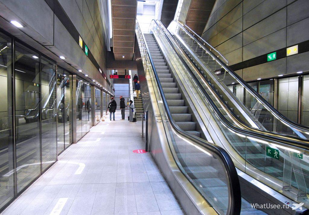Метрополитен в Копенгагене