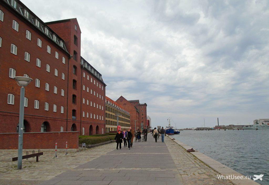 Поездка на три дня в Копенгаген