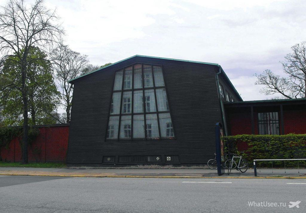 Скандинавская архитектура в Копенгагене