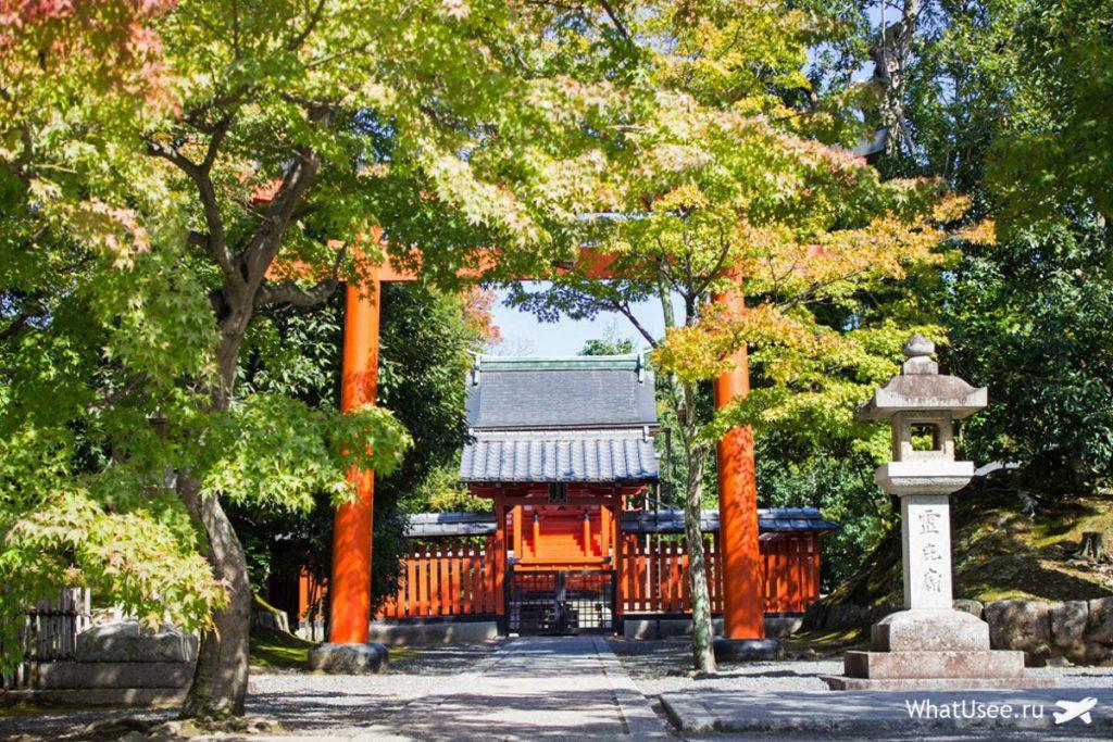 Арасияма в Японии