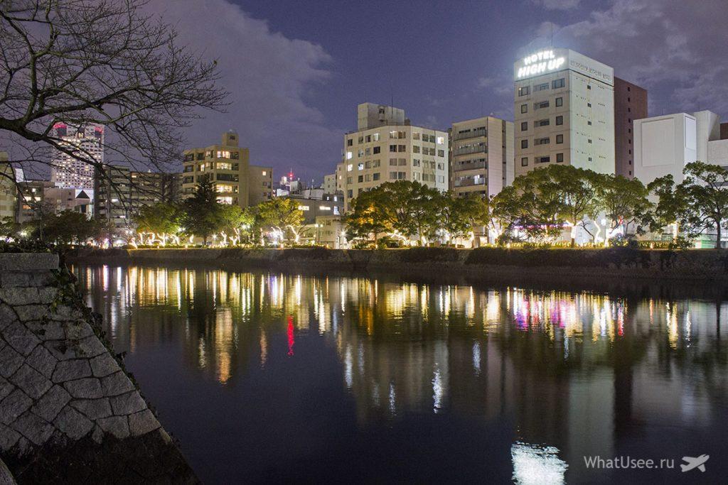 Что посмотреть в Хиросиме за два дня