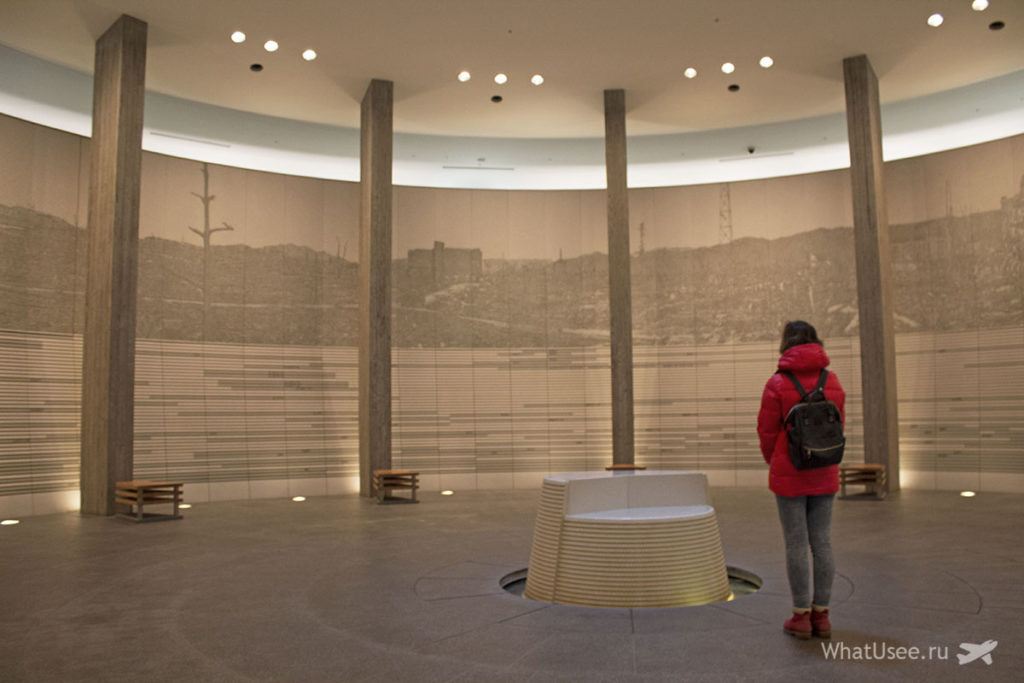 Музей мира в Хиросиме